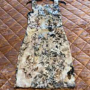 H&M Floral Dress Size 6 Fits XS